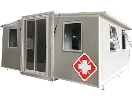 expandable container clinic